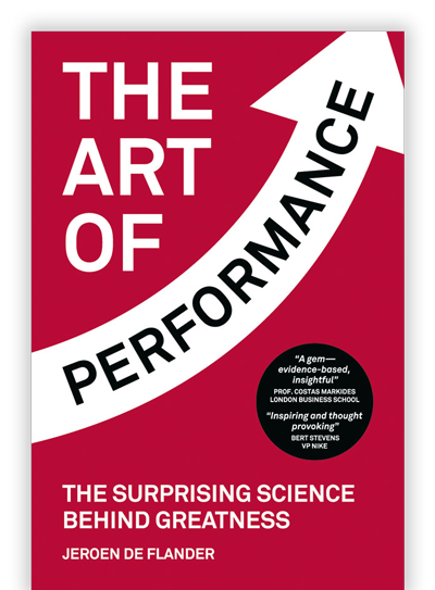 Jeroen de Flander - The Art of Performance